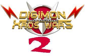 Digimon Xros Wars 2 Logo