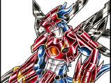 Flamedramon X