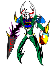 Chaosmon X