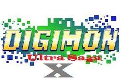 Digimon Ultra Saga X