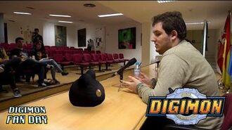 Digimon Fan Day - Presentación serie Digimon New Generation