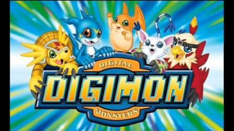 Digimon Adventure 04: Arukenimon se sacrifica.