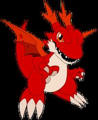 Dracomon X