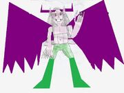Hadesmon sin armadura