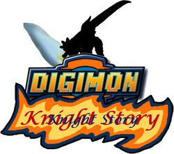 Digimon Knight Story Logo