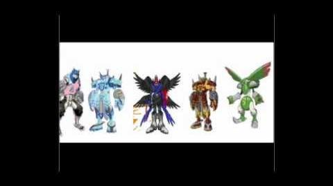 Digimon X Tamers cancion digievolucion (full)