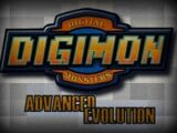 Digimon Advanced Evolution - Ficha técnica