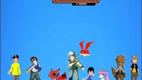 Digimon X Tamers Ending