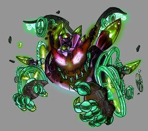 ChaosTimemon Modo Bio Hibrido