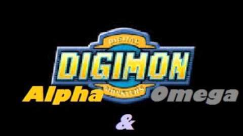 Digimon: Alpha and Omega