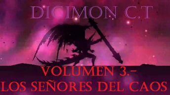 DigimonC.T Volumen3
