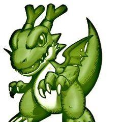 Dracomon Verde