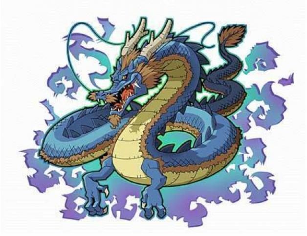 Bluedramon