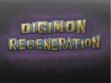 Digimon Regeneration