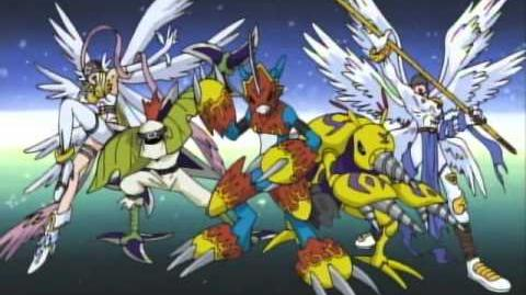 Digimon Adventure 02 OST 2 - Aban