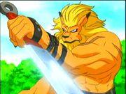 Leomon Espada del Rey Bestia
