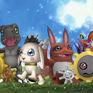 Digimon Principiantes