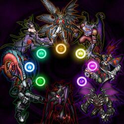 7 Reyes Demonio