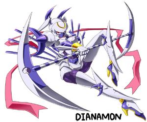 Dianamon