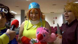 Digimon Fan Day - Reportaje del evento