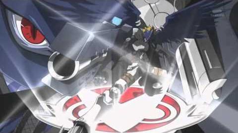 Digimon C.T Volumen 3 Capitulo 7.- Armonía contra Caos