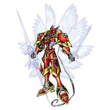 Gallantmon Crimson Mode b