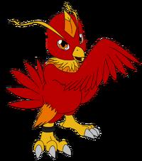 Fireplumemon