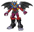 GranDracmon Darkness Mode