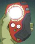 Mike Himi Digivice