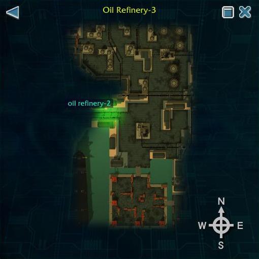 Oil Refinery 3