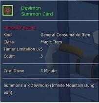 Devisummon