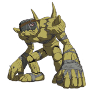 Golemon t-1-
