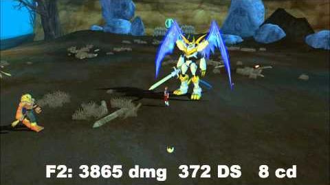 Digimon Masters Online - Imperialdramon Paladin Mode-0