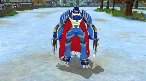 Digimon Masters Online - Gaomon - all evolutions and attacks