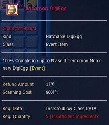 Cash DigiEgg 100% Completion