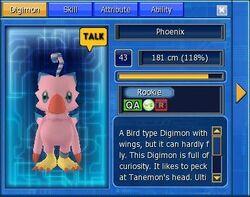 Digimon Fenster