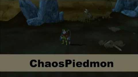 Digimon Masters Online - ChaosPiedmon