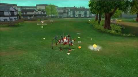 Digimon Masters Online - Keramon - all evolutions and attacks