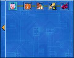 Digimon Linie