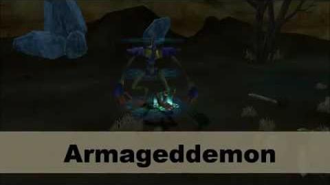 Digimon Masters Online - Armageddemon