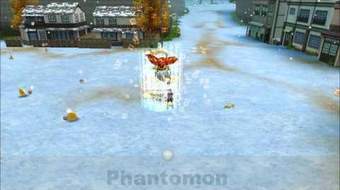 Digimon Masters Online - DemiDevimon (Piedmon) - all evolutions and attacks