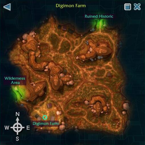 Digimon Farm
