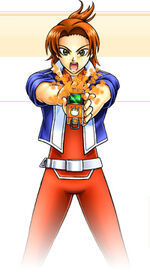Characters tamers marcus