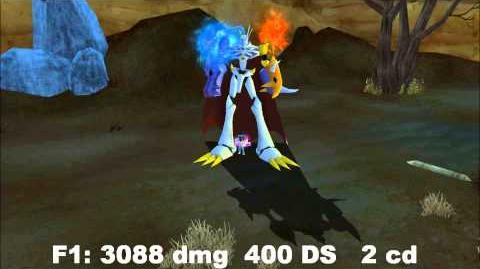 Digimon Masters Online - Omnimon
