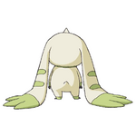 Terriermon back