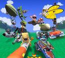 Digimon Film 11: Digitalni Grandpri 3D