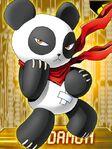 Pandamon collectors card