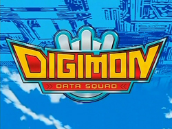 Digimon data squad logo