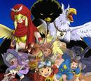 Digimon Film 7: Preporod Drevnih Digimona