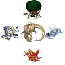 Digimon Sovereigns b